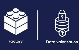 Visuel Factory valorisation des données