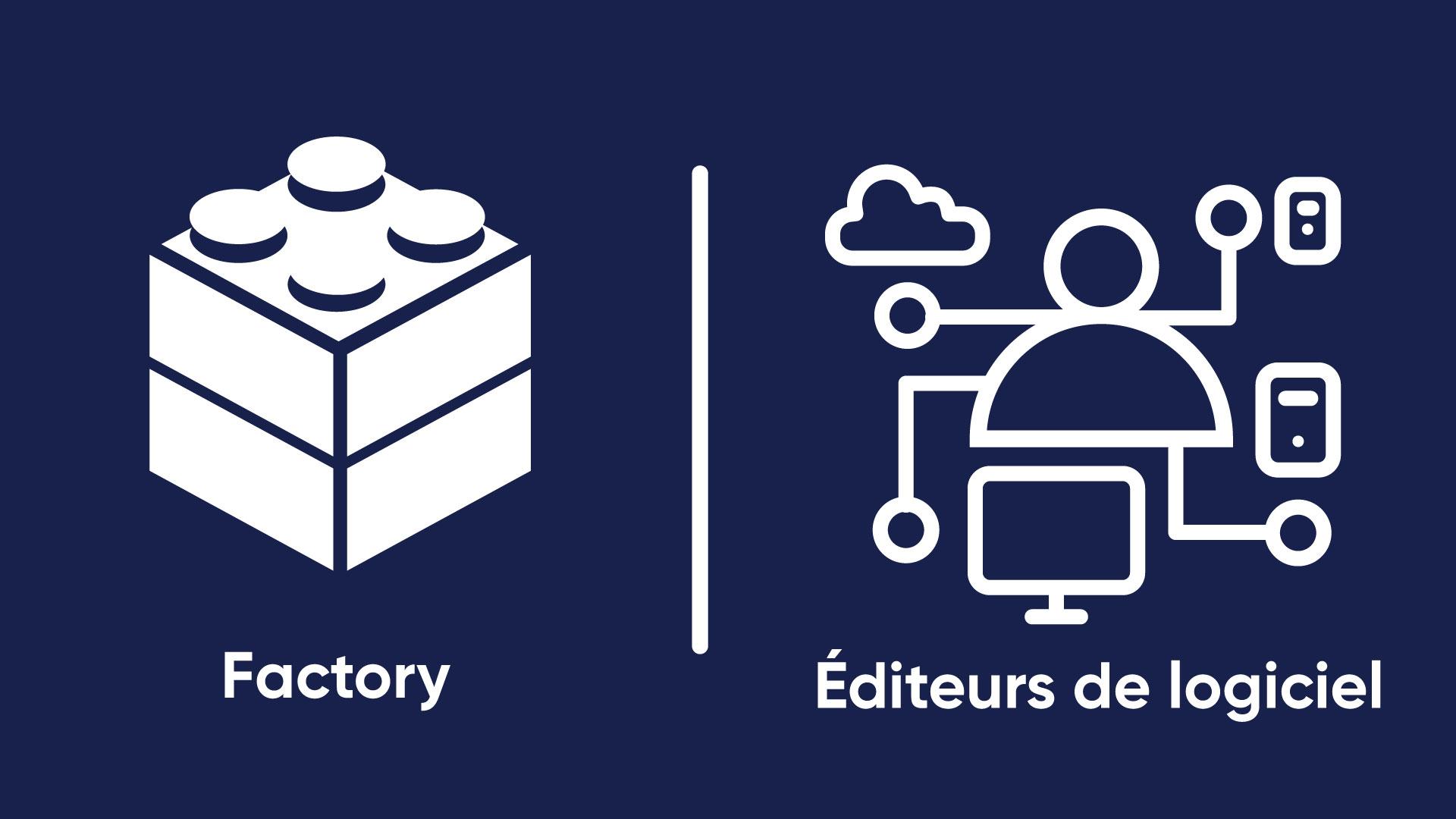 Visuel Factory éditeurs de logiciels