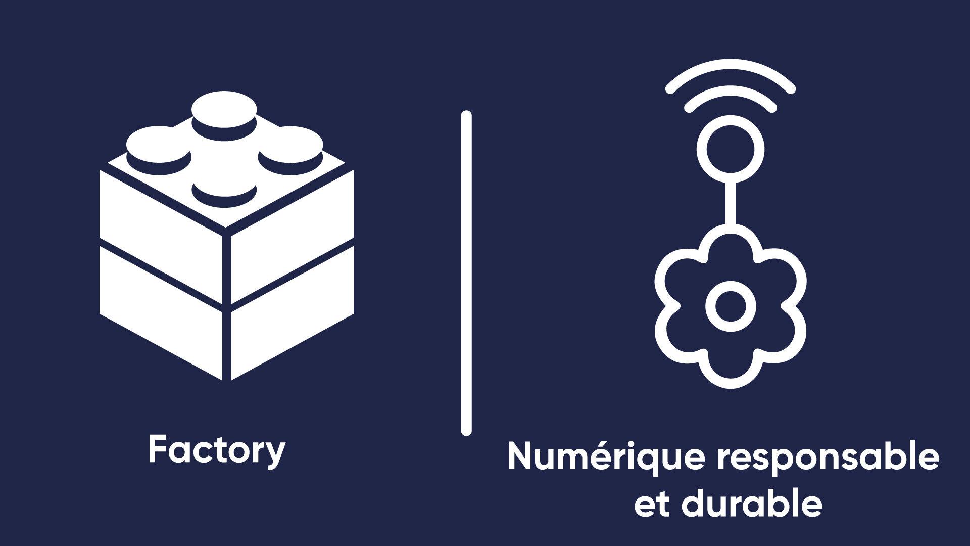 Factory Numérique Responsable et Durable