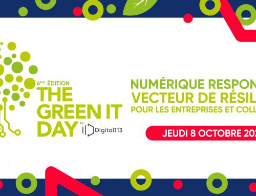 The GREEN IT Day 2020 : découvrez le programme complet !
