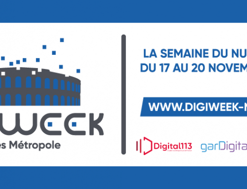 Save the date : la Digiweek Nîmes Métropole fait son grand retour du 17 au 20 novembre 2020