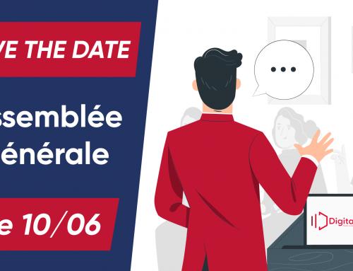 SAVE THE DATE : Assemblée Générale 2021