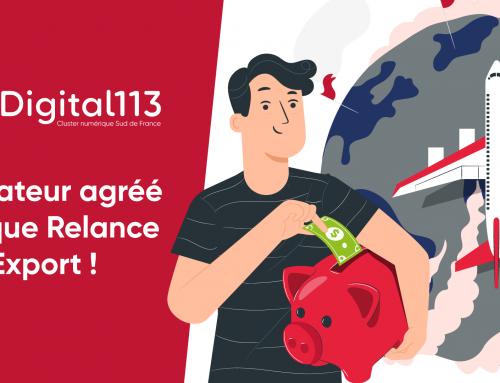 Digital 113 devient opérateur agréé pour le Chèque Relance Export