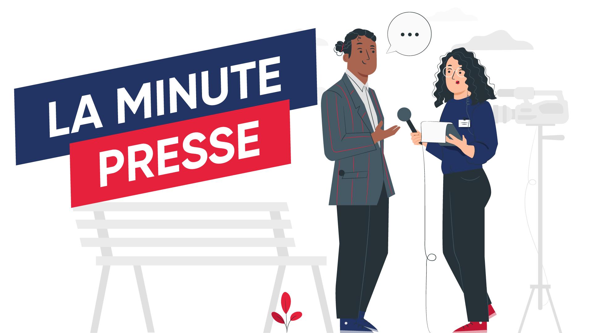 la minute presse IoT