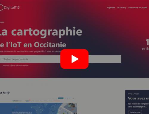 Cartographie des acteurs de l'IoT en Occitanie : le replay