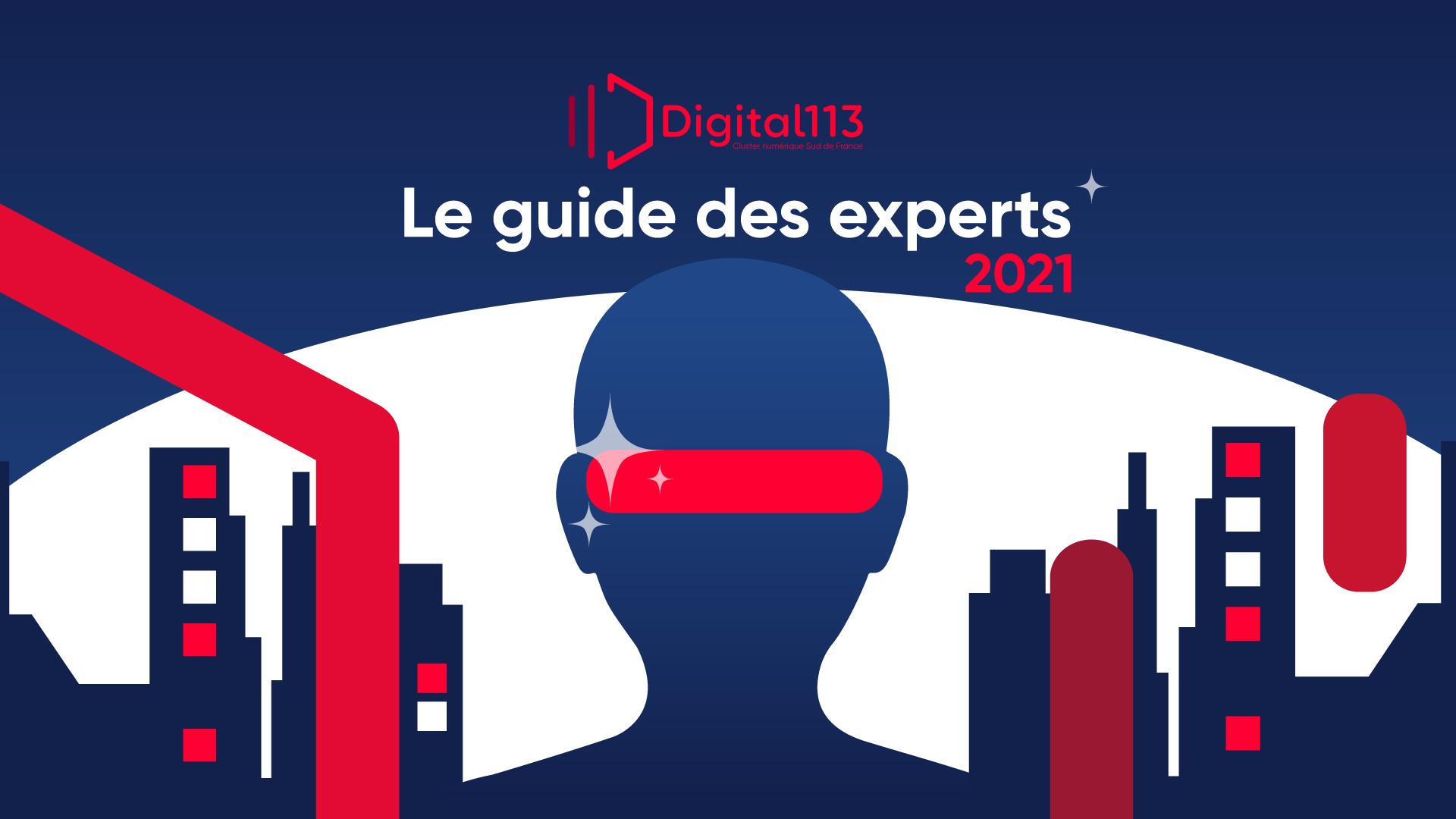 Guide des experts Digital 113 édition 2021