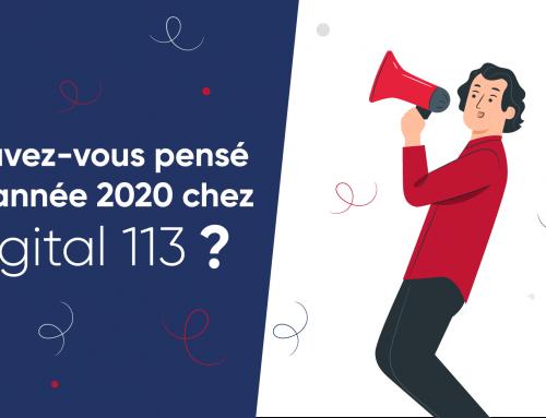 A vous la parole : panorama de votre année 2020 à nos côtés !