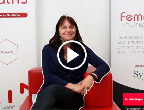 Le Numérique au Féminin : Interview de Céline Pineau