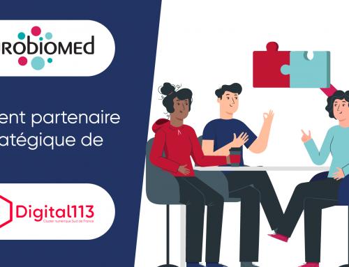 Eurobiomed devient partenaire stratégique de Digital 113 !