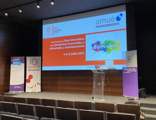Retour sur la 1ère rencontre open innovation avec l'AMUE