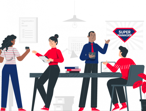 Digital 113 accompagne les managers dans les nouvelles organisations du travail !